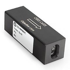 CellX Objective Lens, OL15-UV, 15 µm Vertical Focus Spot Size